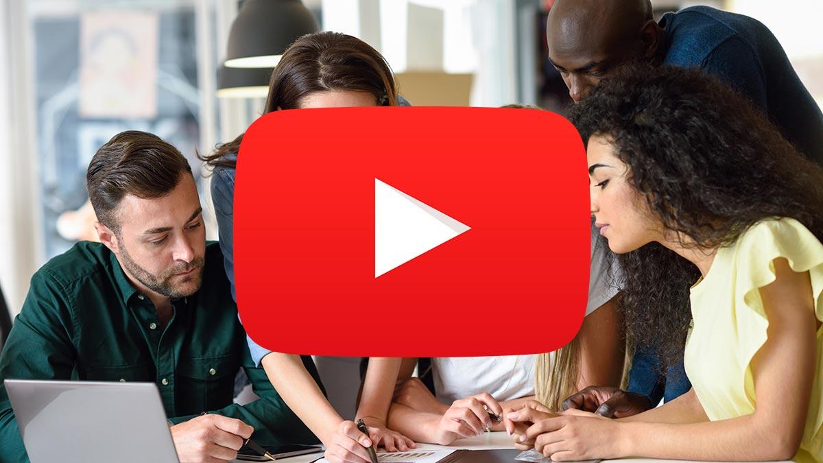 oposiciones caminos en youtube