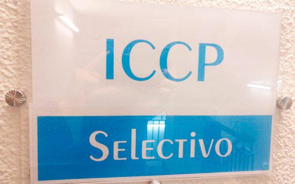 Oposiciones iccp selectivo