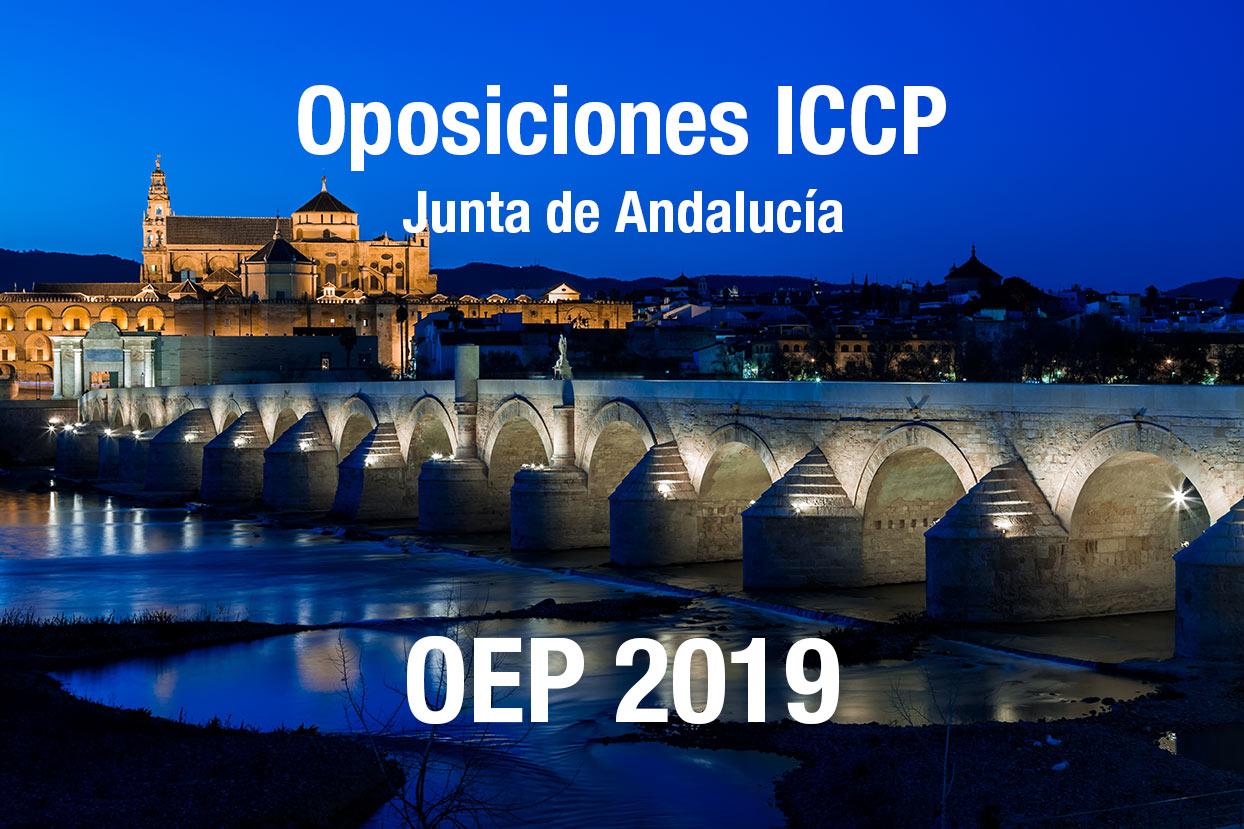 oposiciones iccp junta de andalucia