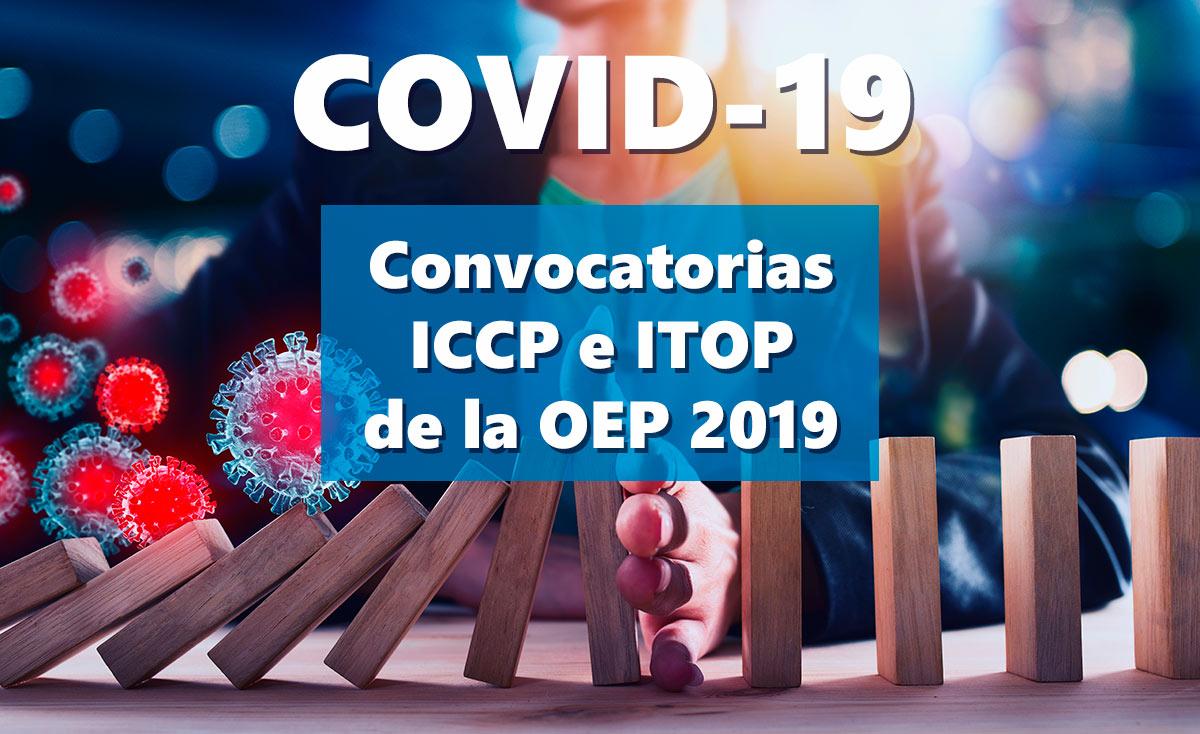 covid19 oep 2019 iccp itop