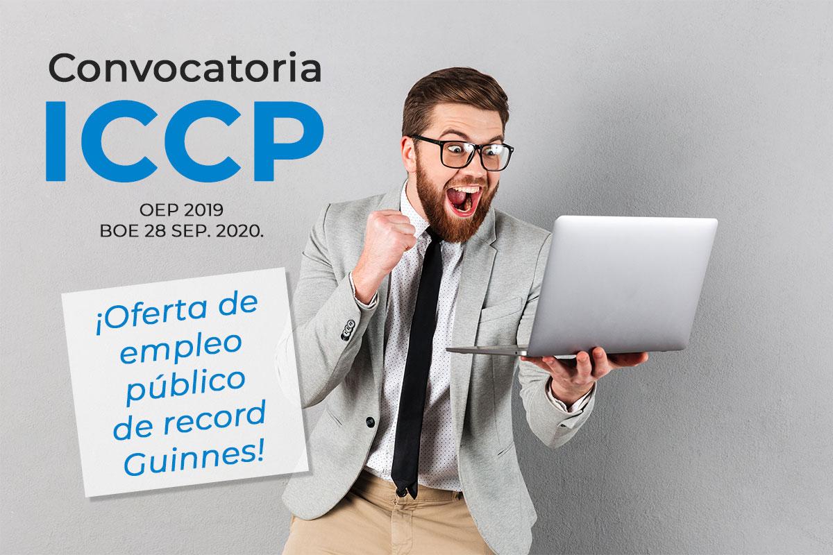convocatoria iccp 2020