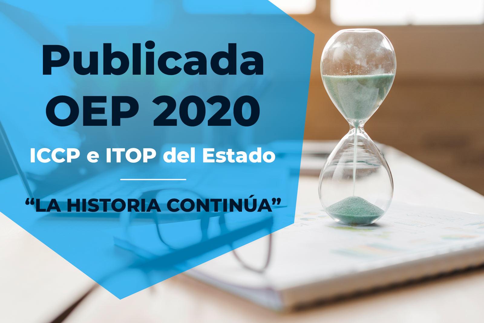 oep 2020 ICCP itop